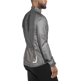 X-Bionic Running Streamlite OW Jacket Men Black Melange